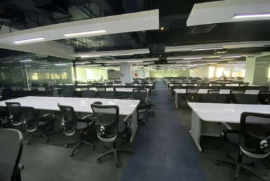 Furnished Office Space in EGL Embassy Golf Links