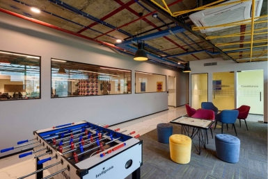 Furnished Office Space in Manyata Tech Park