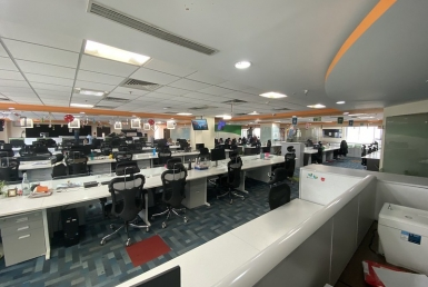 Furnished Office Space for rent in KR Puram